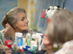 Caregiver Mooresville NC - Skin Care is Important to Your Aging Mom