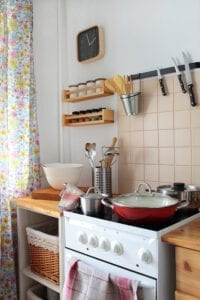 Home Care in Monroe, NC: Kitchen Clutter